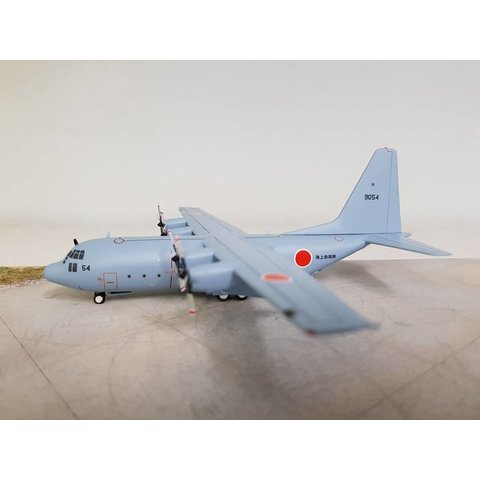 C130R Hercules JASDF Japan 9054 With stand 1:200