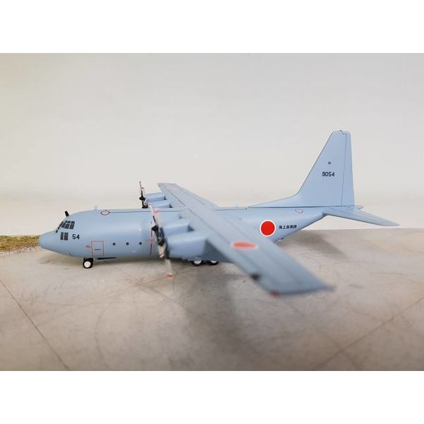 InFlight C130R Hercules JASDF Japan 9054 With stand 1:200