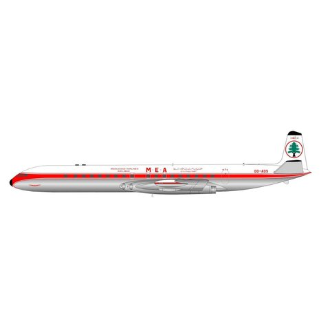 DH106 Comet 4C MEA OD-ADS Polished 1:200 with stand