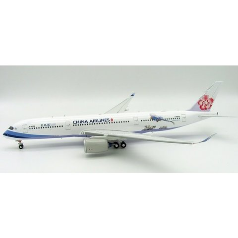 A350-900 China Airlines Urocissa Caerilea B-18908 1:200 with Stand