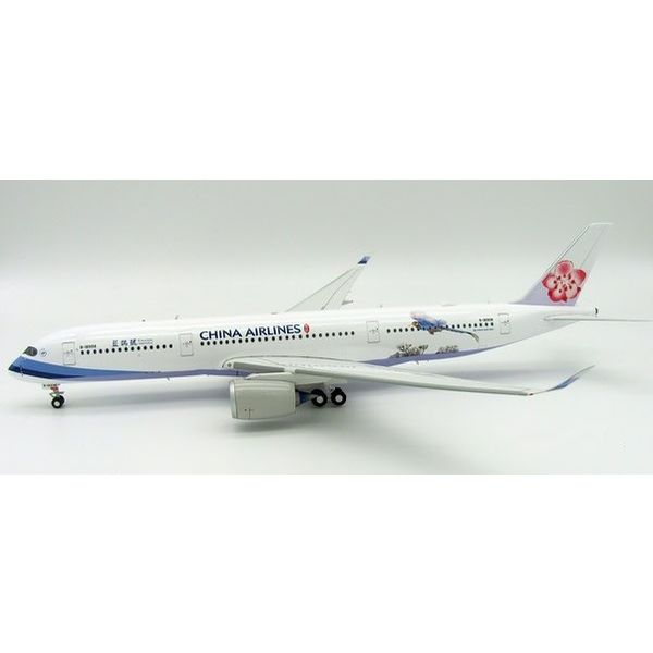 InFlight A350-900 China Airlines Urocissa Caerilea B-18908 1:200 with Stand
