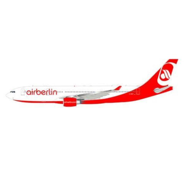 InFlight A330-200 Air Berlin D-ABXF 1:200 (limited 100 pcs)