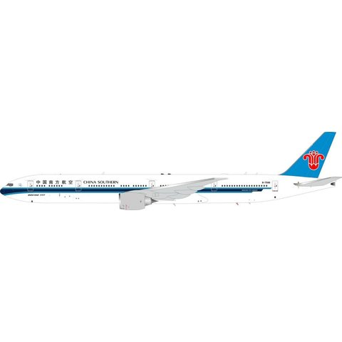 B777-300ER China Southern B-7588 1:200 with stand