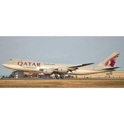 B747-8F Qatar Cargo A7-BGB 1:400