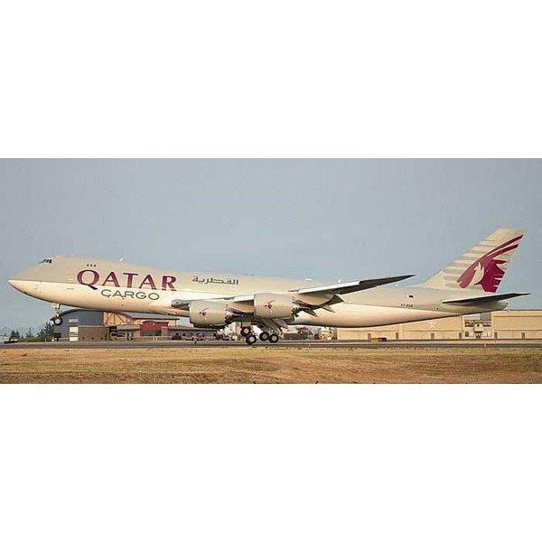 Phoenix B747-8F Qatar Cargo A7-BGB 1:400