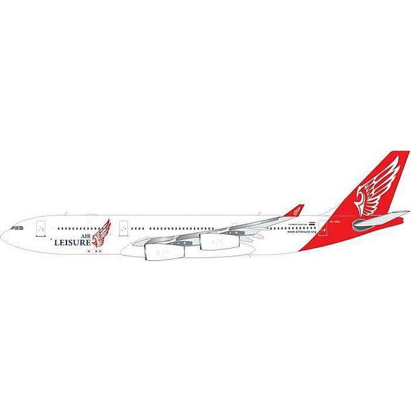 Phoenix A340-200 Air Leisure Europe SU-GBO 1:400