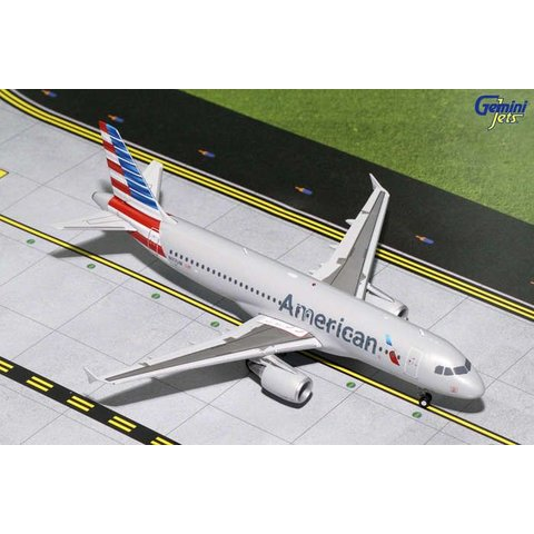 A320 American Airlines New Livery 2013 N117UW 1:200