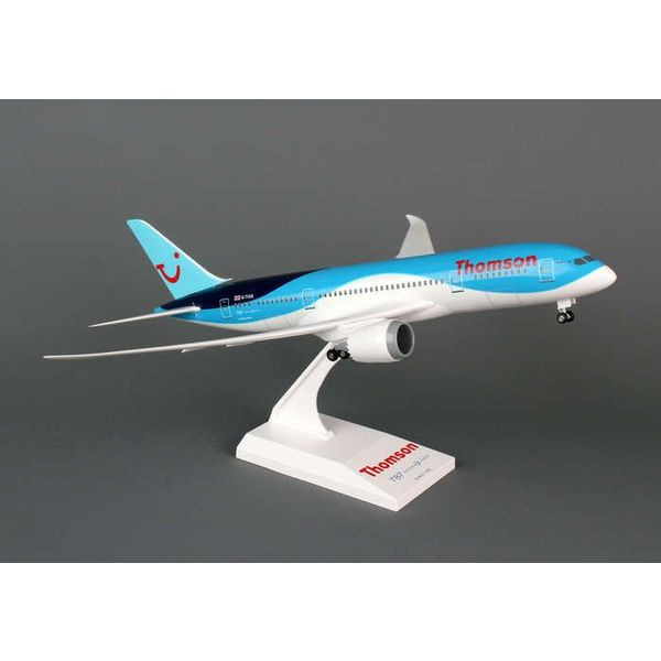 SkyMarks B787-8 Thomson Airways 1:200 with gear+stand