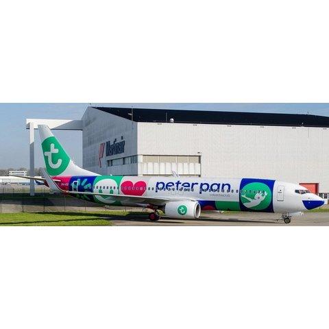 B737-800W Transavia Peter Pan PH-HSI 1:400