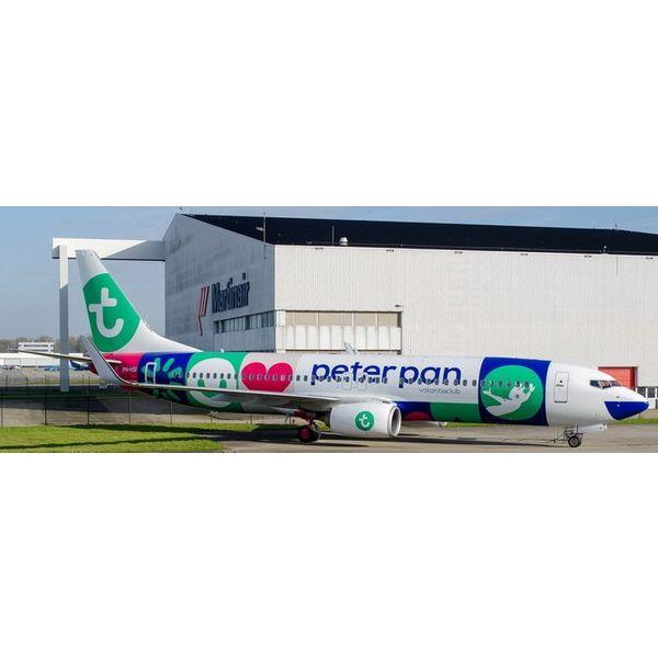 Phoenix B737-800W Transavia Peter Pan PH-HSI 1:400