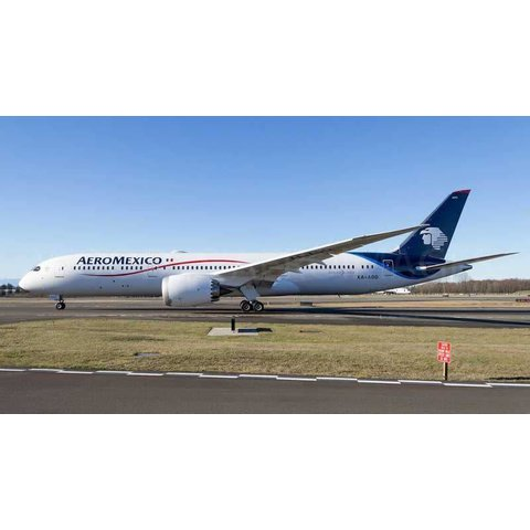 B787-9 Dreamliner Aeromexico XA-ADD 1:400