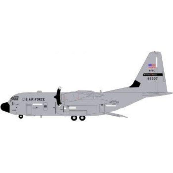InFlight WC130J US Air Force AFRC 53rd WRS Hurricane Hunter 98-5307 1:200