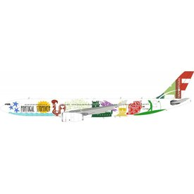 InFlight A330-300 TAP Portugal Stopover CS-TOW 1:200 with stand