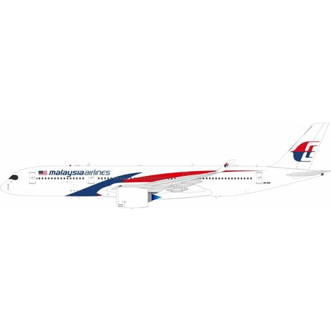 A350-900 Malaysia Airlines 9M-MAB 1:200 With Stand