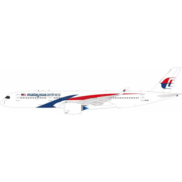 InFlight A350-900 Malaysia Airlines 9M-MAB 1:200 With Stand
