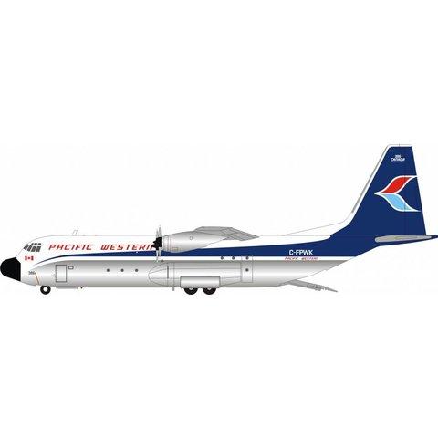 L100-20 / L-382E Hercules Pacific Western C-FPWK 1:200