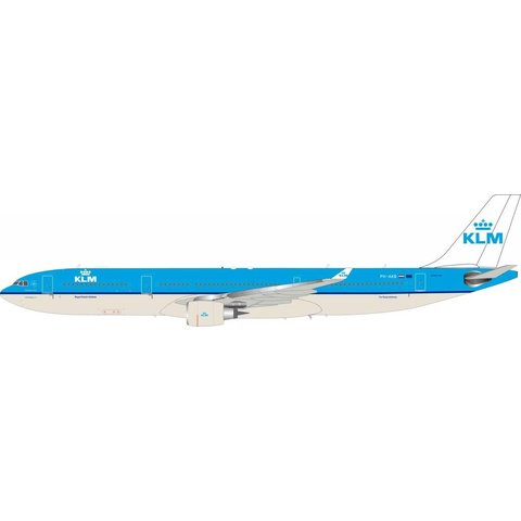 A330-300 KLM PH-AKB 1:200 with stand