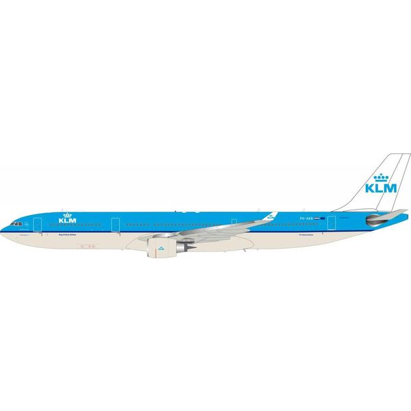 InFlight A330-300 KLM PH-AKB 1:200 with stand