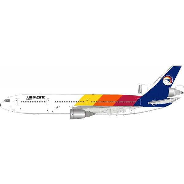 InFlight DC10-30 Air Pacific N821L 1:200 with Stand (Limited 100 Pieces)
