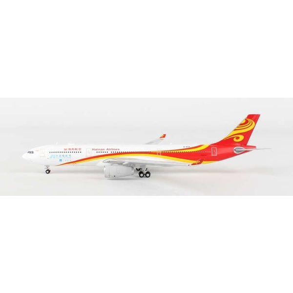 JC Wings A330-300 Hainan China Britain First Flight B-8118 1:400**o/p**