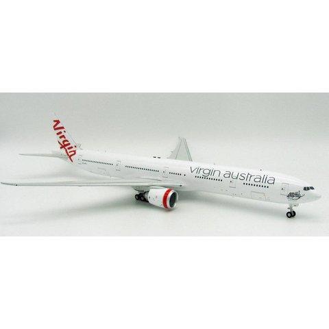 B777-300ER Virgin Australia VH-VPD 1:200 with Stand