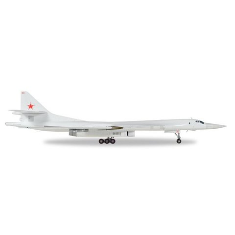 TU160 Soviet Air Force 18th Regiment Pryluky 1:200 with stand**o/p**