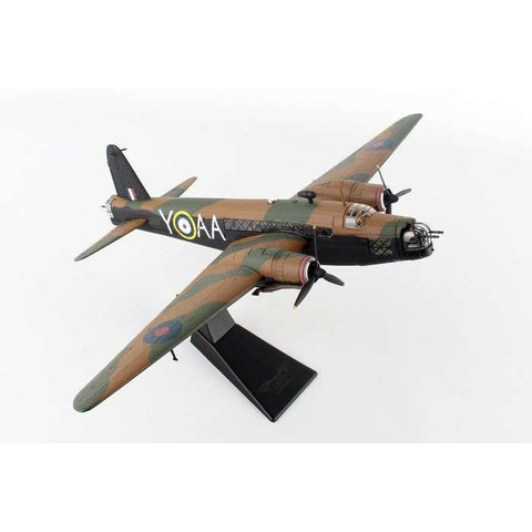 "Wellington Royal Air Force RAF 75 Squadron ""Y for Yorker"" Y-AA 1:72**o/p?**"