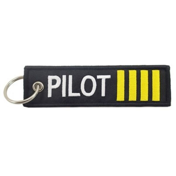 KEY CHAIN PILOT 4 BAR