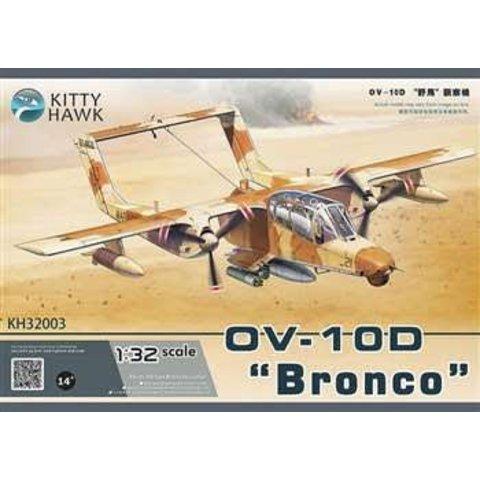 OV-10D BRONCO USMC DESERT 1:32 SCALE