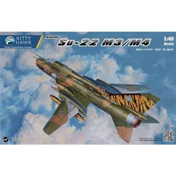 Kitty Hawk Models SU22M3/M4 1:48 SCALE KIT