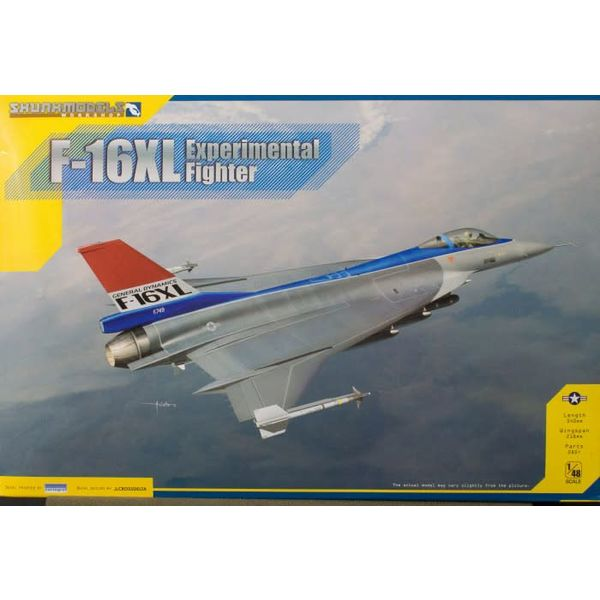 KINETIC F16XL 1:48 SKUNKMODELS