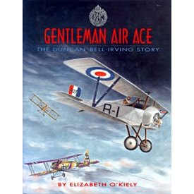 Harbour Publishing Gentleman Air Ace:Duncan Bell-Irving Story HC