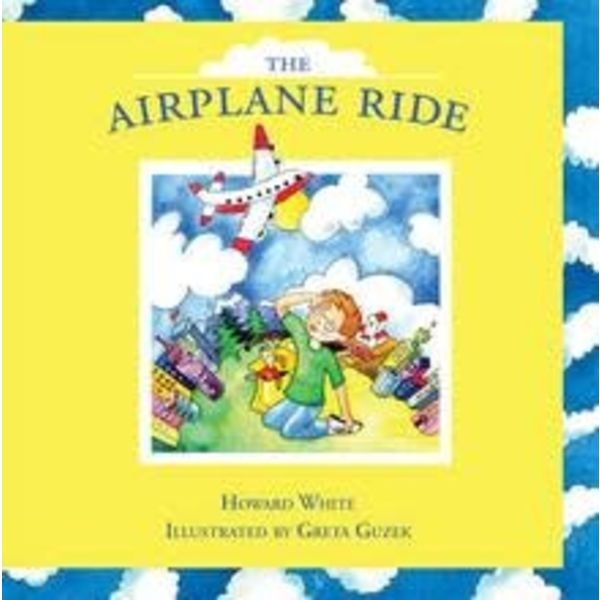 Harbour Publishing Airplane Ride, The HC (Kids)