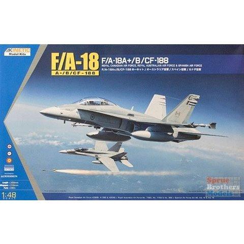 F18A+/B/CF-188A RCAF 1:48