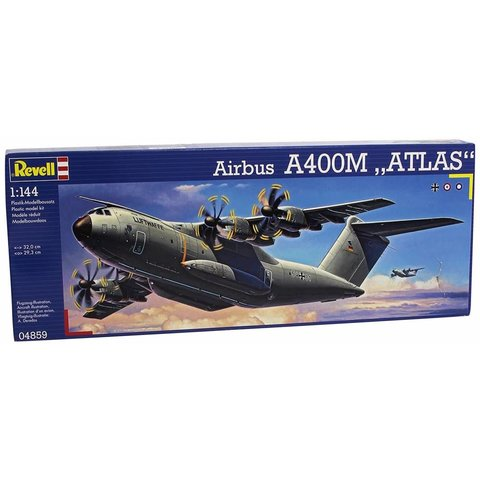 Revell Airbus A400M ATLAS LUFTWAFFE/ FRENCH 1:144