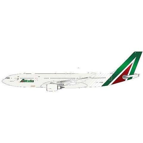 A330-200 Alitalia New livery 2015 I-EJGA 1:200 with stand++SALE++