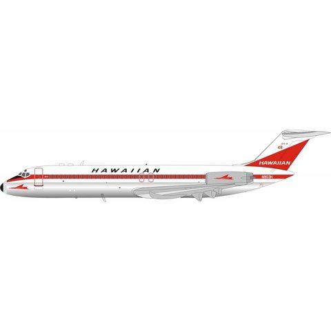 DC9-31 Hawaiian Air N903H 1:200 with stand Polished