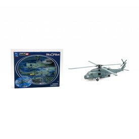 NewRay SH60 Sea Hawk US Navy HSL-46 1:60 prepainted model kit Sky Pilot
