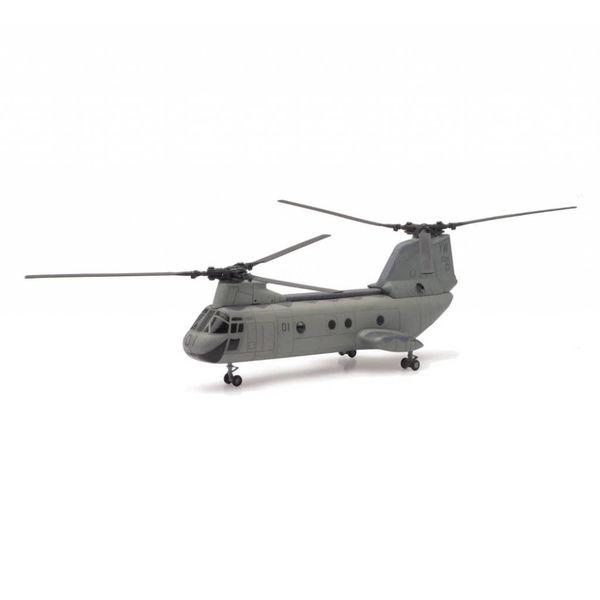 NewRay CH46 Sea Knight USMC HMM165 1:55 Sky Pilot
