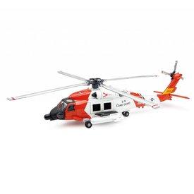 NewRay HH60J Jayhawk US Coast Guard 1:60 Diecast Sky Pilot
