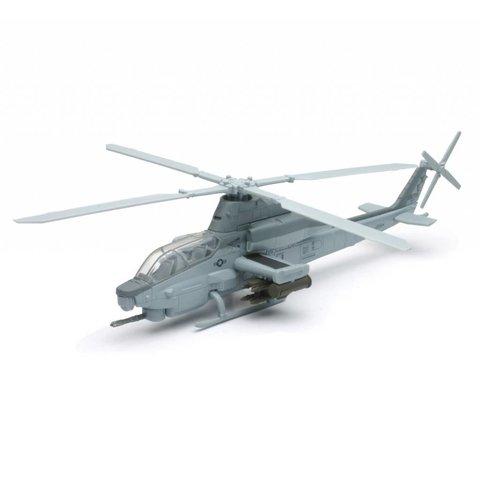 AH1Z Cobra Zulu US Marine Corps Grey 1:55 Diecast Sky Pilot
