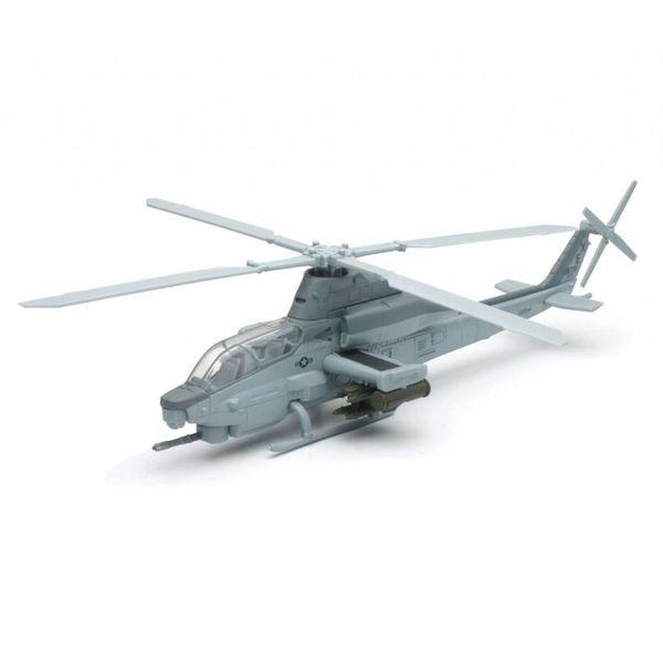 NewRay AH1Z Cobra Zulu US Marines 1:55 Diecast Sky Pilot
