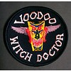 Patch Voodoo Witch Doctor
