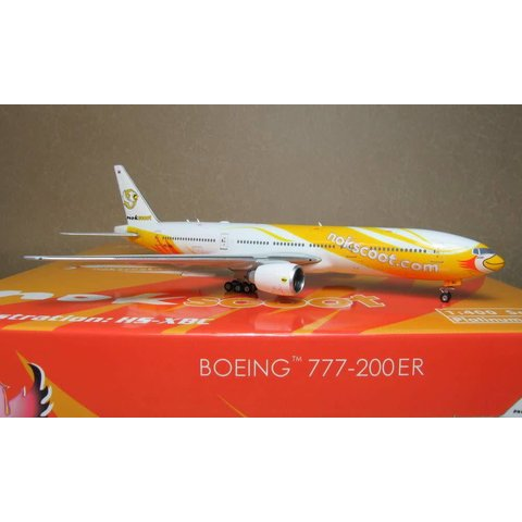 B777-200ER Nok scoot HS-XBC 1:400