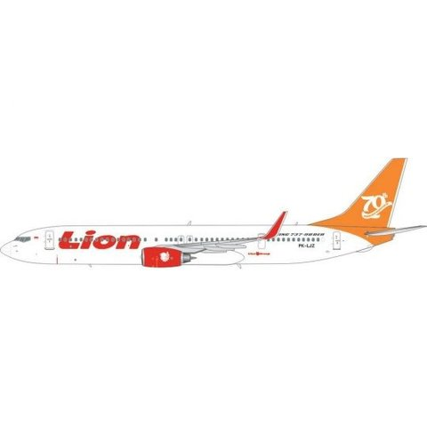 B737-900ERW Lion Air 70th NG 1:400