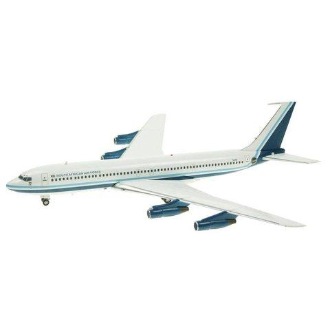 B707-300 SAAF 1:200 scale diecast model