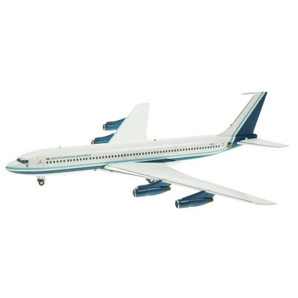 InFlight B707-300 SAAF 1:200 scale diecast model