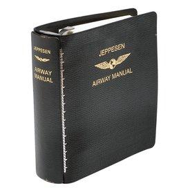 Jeppesen Jep Manual Binder 2'' Leather