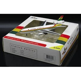 DC10 Ghana Airways 9G-ANA 1:400