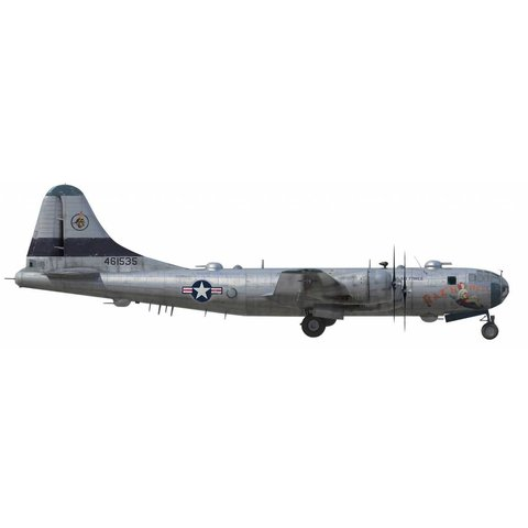 B29 Superfortress Raz'N Hell 28BS,19BG,97BW USAAF 1:144